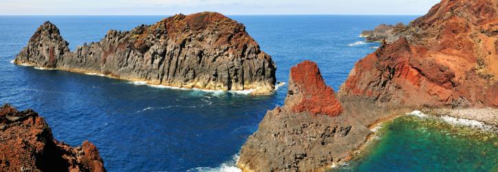 Baleia Islet in Ponta da Barca