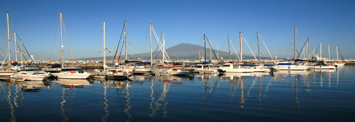 Horta Marina, an emblematic stopover for yachts crossing the Atlantic