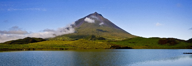 Pico Mountain, one of the 7 Natural Wonders of Portugal