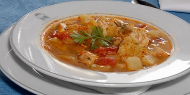 Fish Soup - Gastronomic Vacations