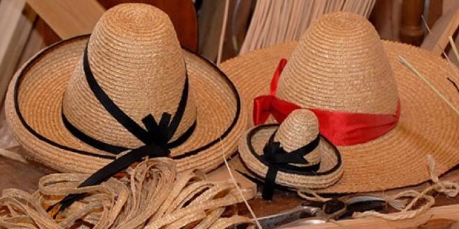 Straw hats - What to see in Santa Maria