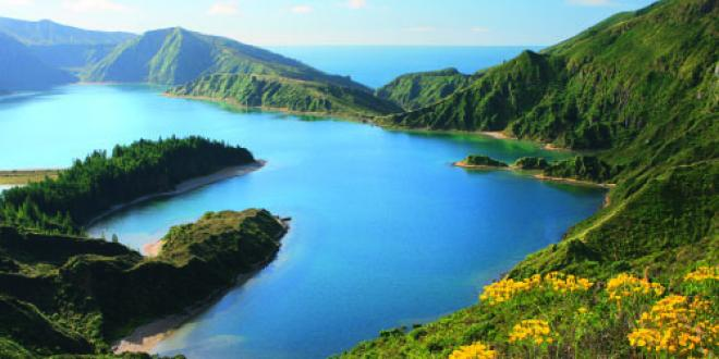 Fogo Lake Natural Reserve - Nature Vacations in São Miguel