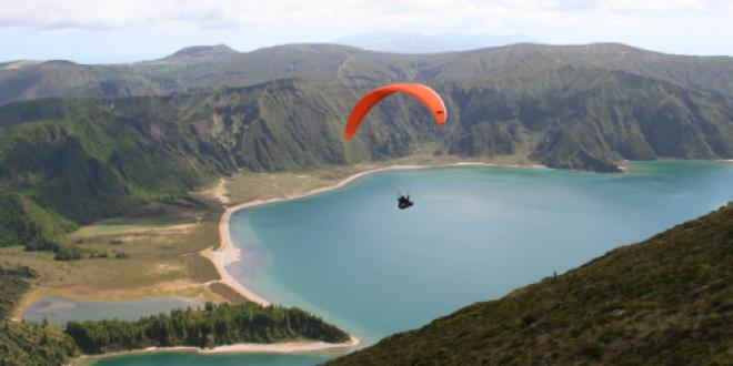 Paragliding in São Miguel - Things to do in São Miguel